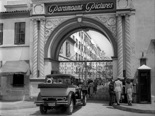 Image result for sunset boulevard paramount gates